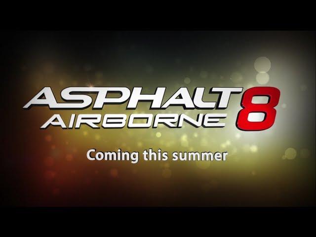 Asphalt 8: Airborne - Teaser trailer #1