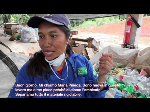Oxfam Italia: Amazonia, Ecuador – Marco Palombi