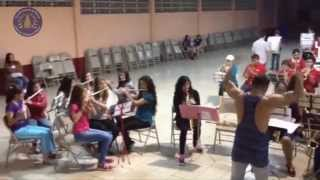 Banda Comunal de Carrizal - Ensayo General 1
