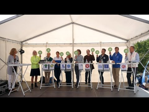 Partidebatt Lidingö centrum