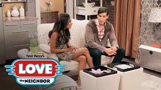 Sam Reveals Why He Won't Grow Up | Tyler Perry's Love Thy Neighbor | Oprah Winfrey Network