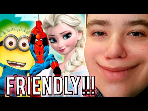THE MOST FAMILY FRIENDLY VIDEO ON YOUTUBE!