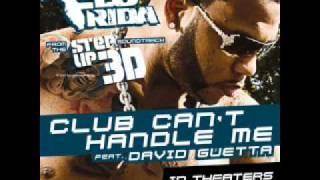 flo rida feat. david guetta - club can´t handle me