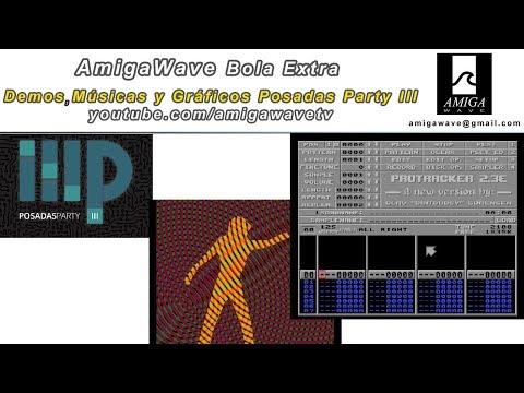 Bola Extra - Demos, Músicas y Gráficos Posadas Party III