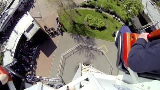 Ice Blast On Ride POV - Blackpool Pleasure Beach 1080p HD