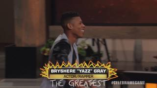 Yazz the Greatest | Celebrity Name Game