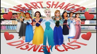 Heart Shaker M.V Cover - Disney Cast