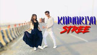 Kamariya Song | STREE | Nora Fatehi | Aastha Gill | Dance Cover | By Ak 47 Dance Institute |