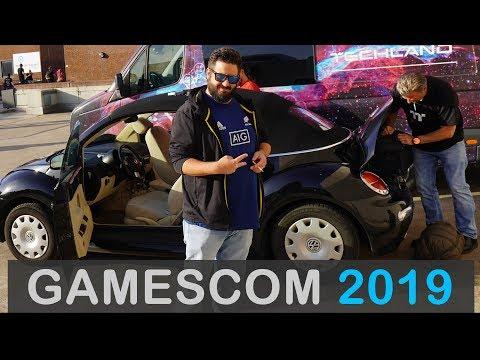 Gamescom 2019 Random