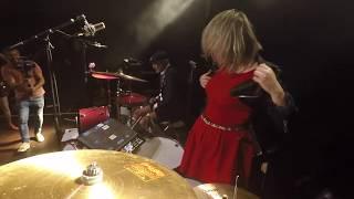 LADIES BALLBREAKER BONUS - DrumCam Highway To Hell feat Antoine De Caunes