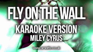 Tracklist Player Miley Cyrus - Fly On The Wall Download