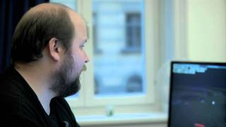 Coding with Notch (from Minecraft: The Story of Mojang)