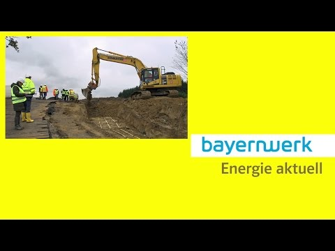 Bayernwerk Energie aktuell: EEG-Netzausbau in Oberbayern
