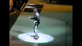 Michael Jackson - Billie Jean (ending) - Live 30th Anniversary 2001 - Amateur - ReMastered - HD