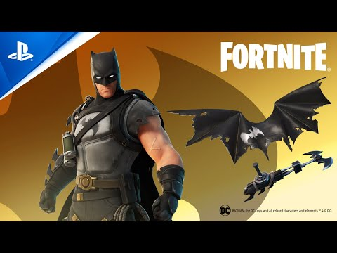 Fortnite - Batman Zero Arrives to the Fortnite Island | PS5, PS4
