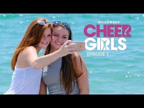 Woodward Cheer Girls - EP1: Meet Amy & Cameron