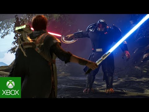 Star Wars Jedi: Fallen Order - Launch Trailer