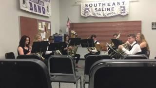 RHS Brass Ensemble 2017