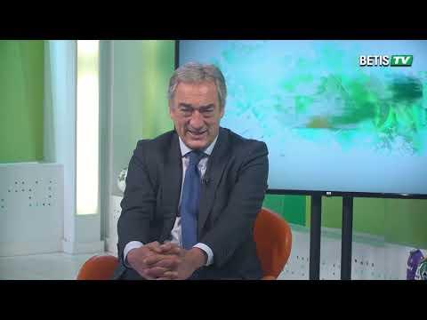 Entrevista a Javier Lozano, presidente LNFS, en Betis TV 20/21