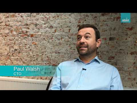 Introducing our CTO - Paul Walsh