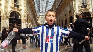 Em Milão azul e branco é o coração José Maria Gagliardini Graça