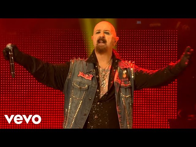 Video en directo de Judas Priest de su directo Battle Cry.