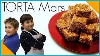 Ricette per bambini: dolce Mars e riso soffiato by ItalianCakes Kids