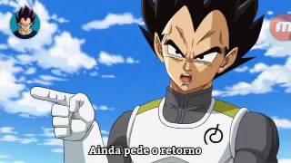 Goku vs Vegeta 2 | Duelo de Titãs Mais Rápido