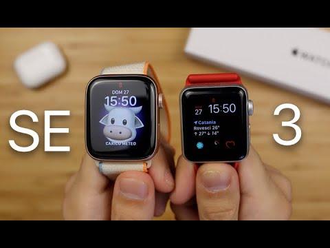 Apple Watch SE VS Apple Watch Series 3 | …