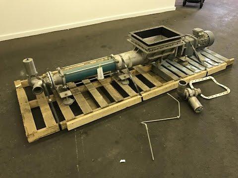 Used- Netzsch Progressive Cavity Pump, Model NM063BO02S12B - stock # 409220