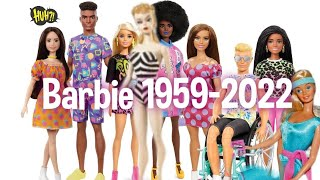 Barbie: 1959-2014