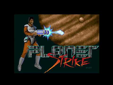 Blake Stone Planet Strike 1.1 (2018) | Amiga | Homebrew World