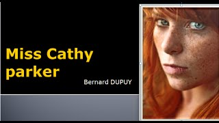 Miss Cathy Parker