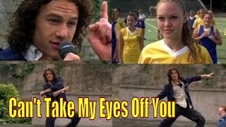 Can't Take My Eyes Off You あなたから私の目を離すことはできません Heath Ledger