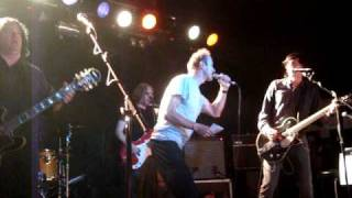 """The Posies at the Relentless Garage 5th October 2010 """"Plastic Paperbacks"""" with Hugh Cornwell"""