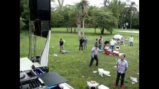 DJ DAMIAN (Phantasm Records) fiesta ALIENN vhsa,tab 4/20/13