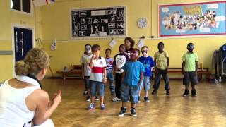 Potential Summer Camp 2012 @ Oasis Shirley Park - Year 1,2 & 3 Boys Rap/Song