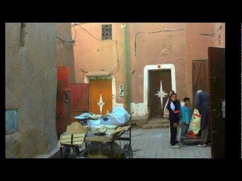 Ouarzazate – Morocco's Hollywood and one of Sam's Exotic Travels 2011
