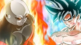 Goku ulta instinct vs Jiren (invinsible) The best fight in DBs- [AMV]-HD
