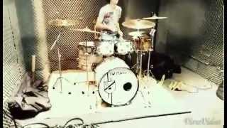 Projota - Hey Irmão Drum Cover Paulinho Drummer
