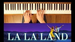 A Lovely Night (La La Land) [Easy-Intermediate Piano Tutorial]