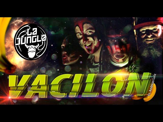 La Jungla Band - VACILÓN Ft. Andreas Lutz (Videoclip Oficial)