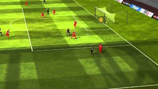 FIFA 14 iPhone/iPad - Razz FC vs. Poland