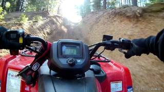First Rampart Range ATV Ride 2017