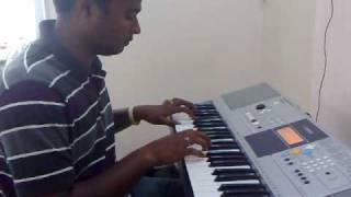 me playing kangal irandal chords