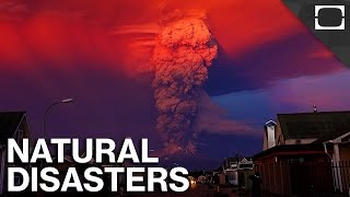 Natural Disasters Displace One Person A Second