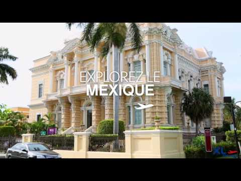 Explorez le Mexique avec XL Airways