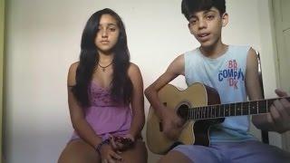 """Cover """"Mudou a estação"""" (Marília Mendonça) Jefferson Aquino e Estephany Costa"""