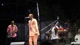 Youssou n'Dour in concerto a Napoli - Dock of sounds - Forum Universale delle Culture
