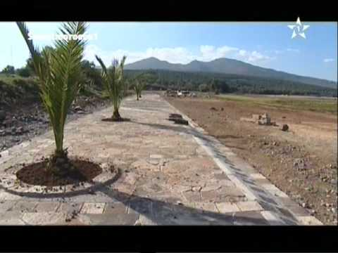 Morocco : Nador ;  inauguration du Lac Marchika 3 بحيرة مارتشيكة